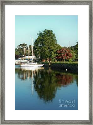 Shindilla Mylor Bridge Framed Print by Terri Waters
