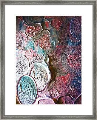 Shine Framed Print by Amy Shaw