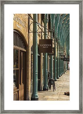 Shop Front Framed Print by Chris Fletcher