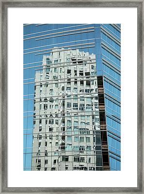 Shoulder To Shoulder Framed Print by Ross Odom