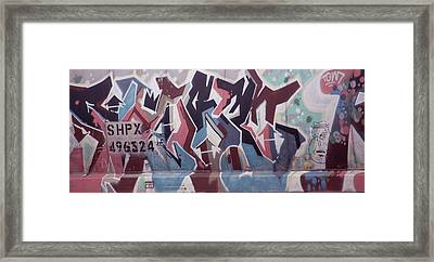 Shpx Framed Print by Jame Hayes