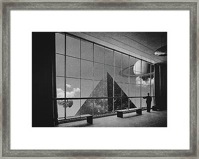 Sighting  Framed Print by Fran Rodriguez