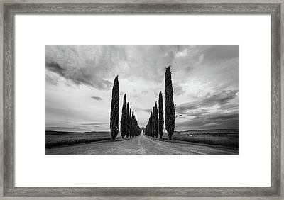 Silent Hill Framed Print by Gianni Triggiani