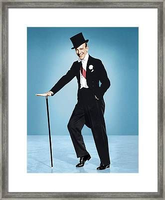 Silk Stockings, Fred Astaire, 1957 Framed Print by Everett
