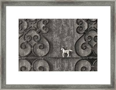 Silver Nostalgia Framed Print by Jeff  Gettis