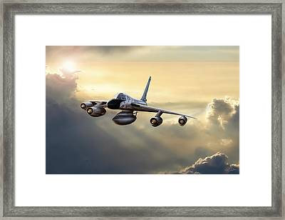 Silverbird Framed Print by Peter Chilelli