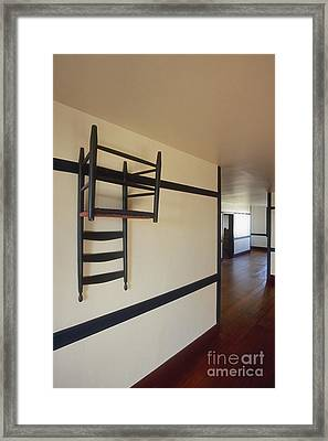 Simplicity - Fs000288 Framed Print by Daniel Dempster