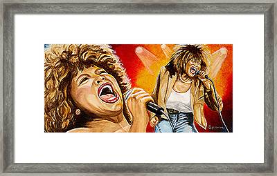 Simply The Best Framed Print by Al  Molina