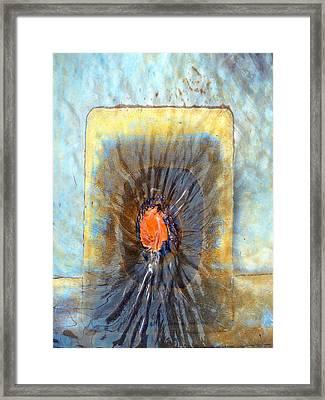 Sink Framed Print by Ross Odom