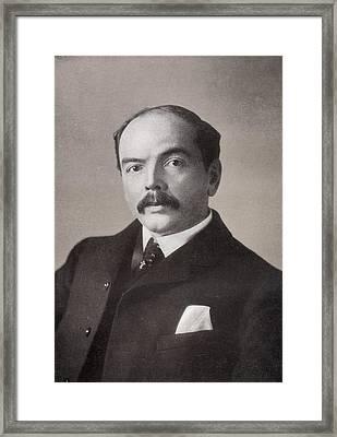 Sir Leander Starr Jameson, 1st Baronet Framed Print by Vintage Design Pics
