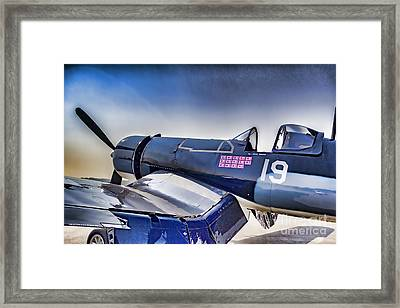 Sitting Pretty Framed Print by James Taylor