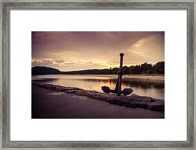 Sjosanden Beach Framed Print by Mirra Photography