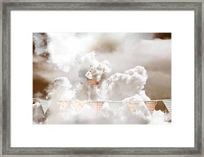 Sky Dance Framed Print by Jorgo Photography - Wall Art Gallery