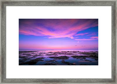 Sky Reflections Framed Print by Marvin Spates