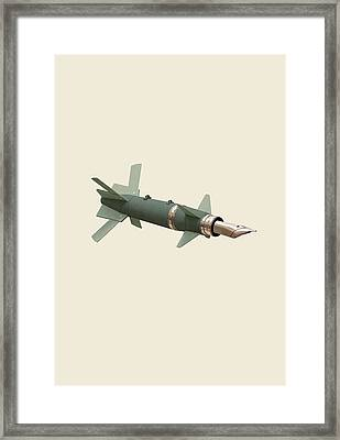 Sky Writing Framed Print by Nicholas Ely