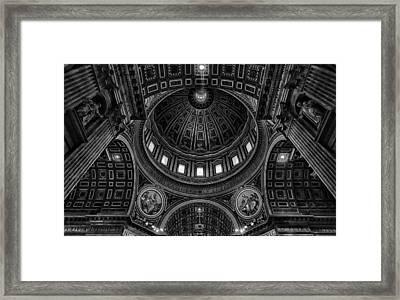 Skylights Framed Print by C.s.tjandra