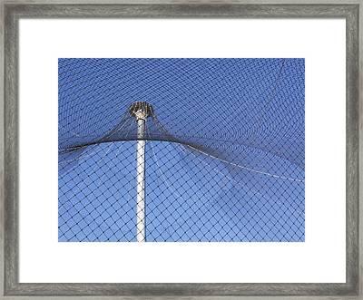 Skyline 5 Framed Print by Anna Villarreal Garbis