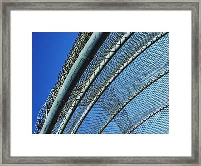 Skylines II Framed Print by Anna Villarreal Garbis