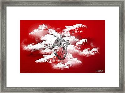 #skylovers Framed Print by Paulo Zerbato