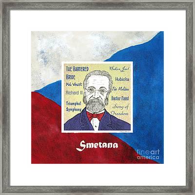 Smetana Framed Print by Paul Helm