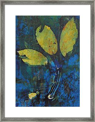 Smile Of Nature Framed Print by Noor Ashikin Zakaria