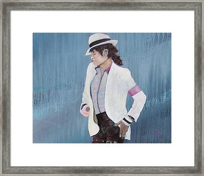 Smooth Criminal Framed Print by Tony Rodriguez