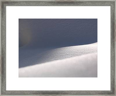 Snow Dreams Framed Print by Juergen Roth