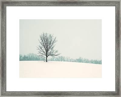 So Silent Framed Print by Todd Klassy