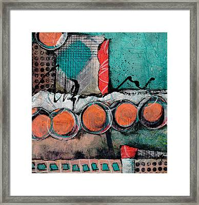 So Why Not Be Emotional And Sensitive Framed Print by Laura  Lein-Svencner