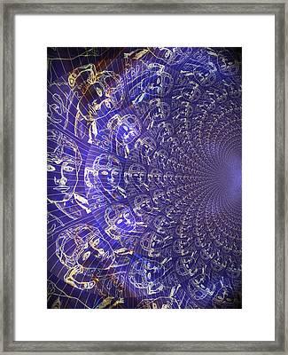Soar, Amelia Framed Print by Cathy Colborn