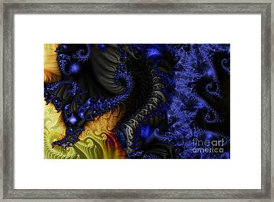 Social Classes Framed Print by Clayton Bruster