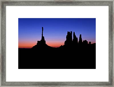 Solace Framed Print by Chad Dutson
