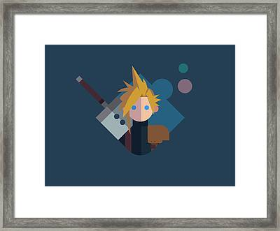 Soldier Framed Print by Michael Myers