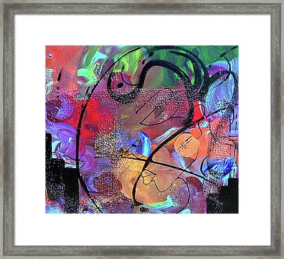 Solitude Framed Print by Simone Fennell