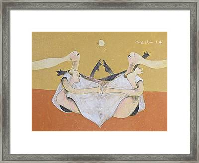 Sol No. 3  Framed Print by Mark M  Mellon