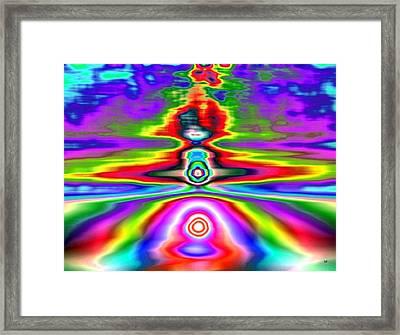 Solo Flight Framed Print by Will Borden