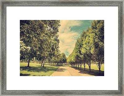 Something Came Over Me Framed Print by Laurie Search