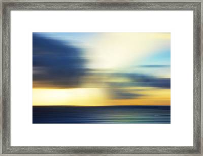 Song Of The Sea Framed Print by Ann Powell