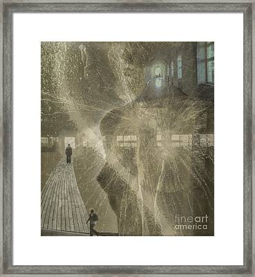 Soul Journey Framed Print by Jeff Breiman
