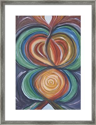 Soul Print Framed Print by Patricia Idarola