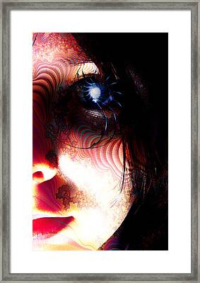 Soul Seekers Framed Print by Bear Welch