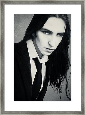 Soulless Framed Print by Cambion Art
