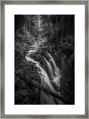 Sound Of Strength Framed Print by Jon Glaser