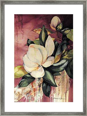 Southern Scents Framed Print by Michael  Pearson