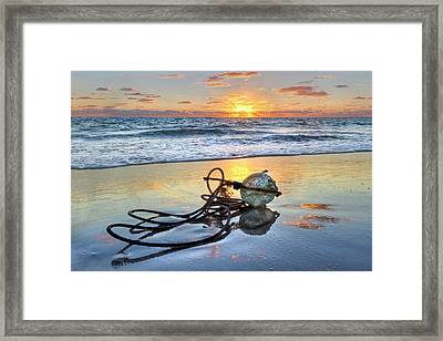 Souvenirs Framed Print by Debra and Dave Vanderlaan