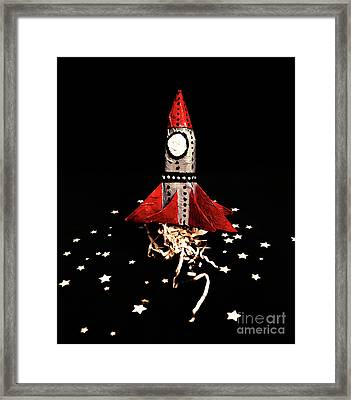 Space Craft Framed Print by Jorgo Photography - Wall Art Gallery