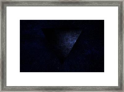 Space Travel Framed Print by Pelo Blanco Photo