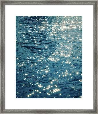 Sparkles Framed Print by Wim Lanclus