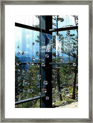Sparkling Hill Resort 6 Framed Print by Will Borden