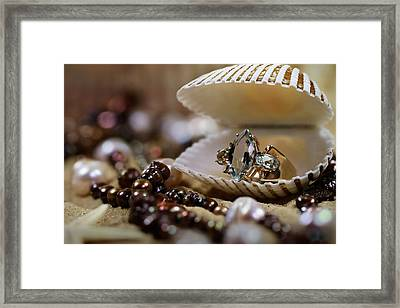 Special Wrapping Framed Print by Gary Yost